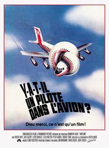Bande-annonce Y a-t-il un pilote dans l'avion ?