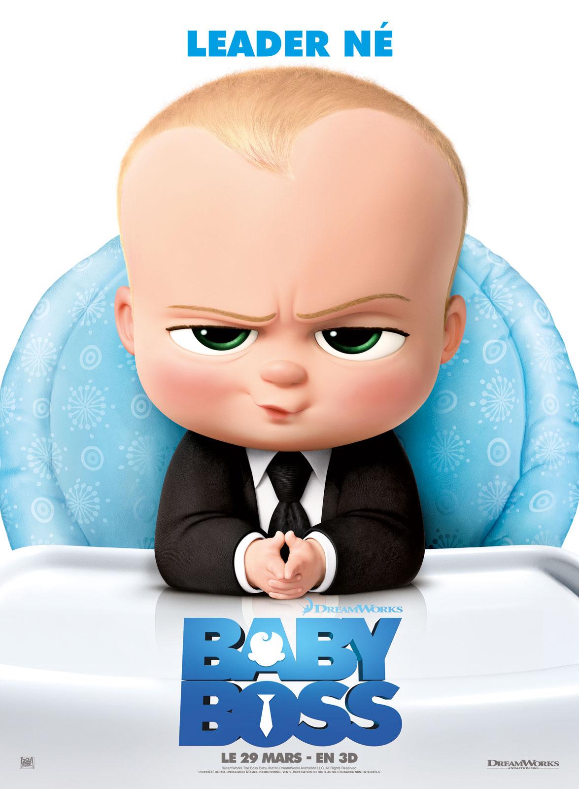 """Résultat de recherche d'images pour """"affiche baby boss"""""""