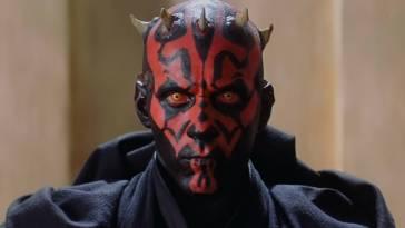 Star Wars : à quoi Dark Maul a-t-il failli ressembler ? – Actus Ciné