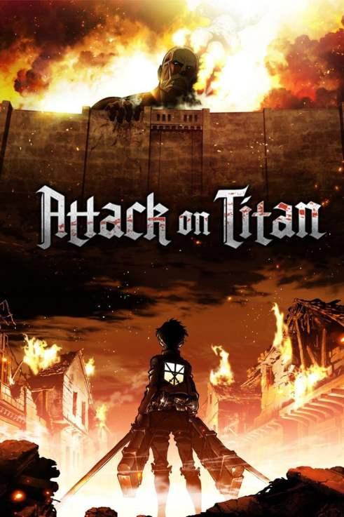 Liste de tous les épisodes de l'Attaque des titans