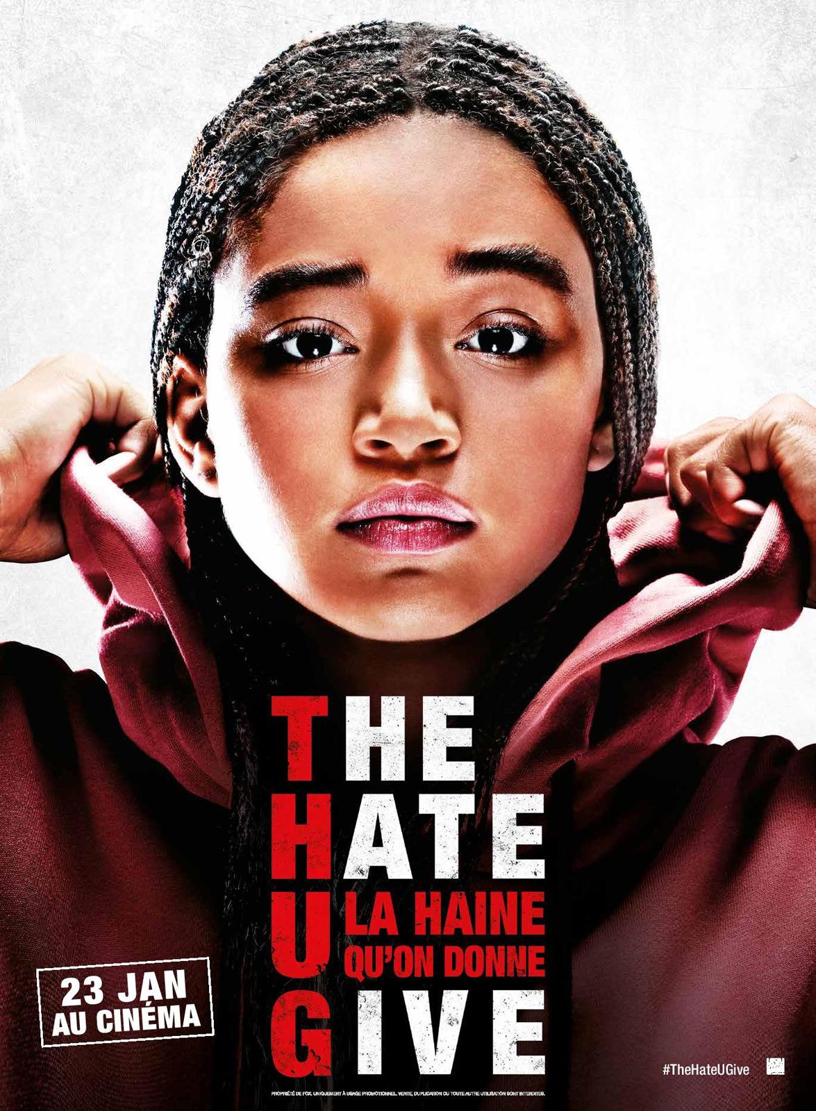 """Résultat de recherche d'images pour """"the hate u give"""""""