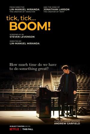 Tick, Tick…Boom! est l'un des films de comédie musicale les plus attendus de 2021.