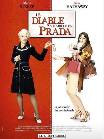 Le Diable s'habille en Prada : Affiche David Frankel
