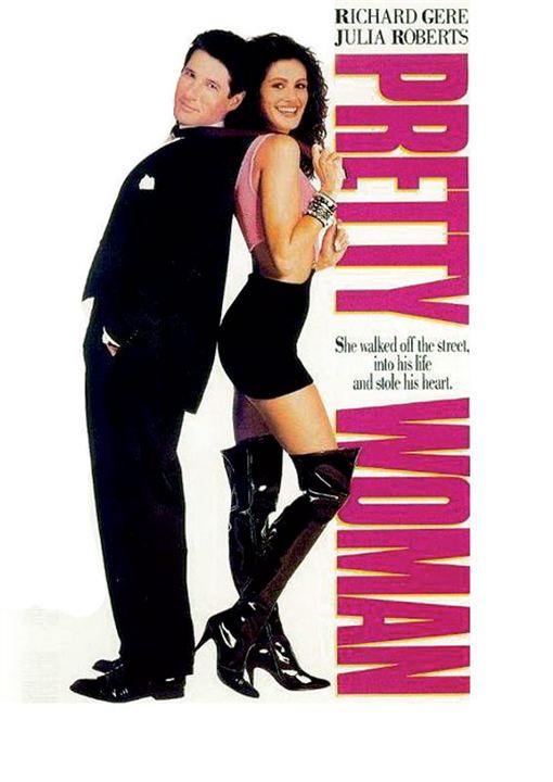 Pretty Woman : Affiche Garry Marshall, Richard Gere