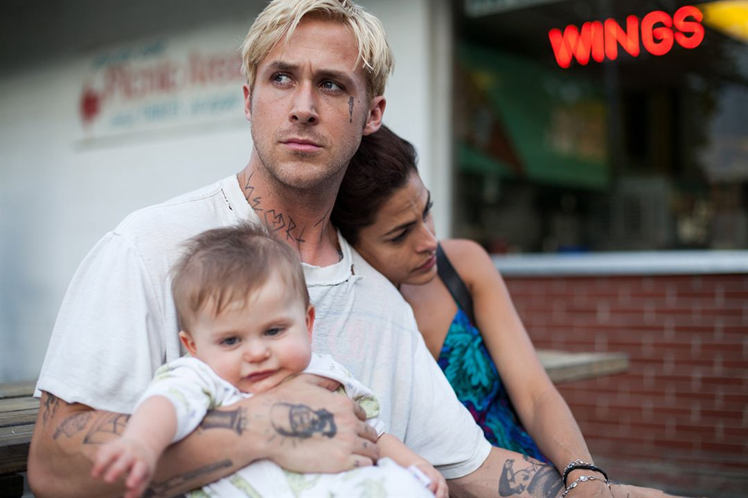 The Place Beyond the Pines : Photo Eva Mendes, Ryan Gosling
