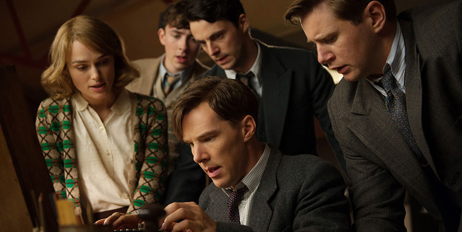 Imitation Game : Photo Allen Leech, Benedict Cumberbatch, Keira Knightley, Matthew Beard, Matthew Goode
