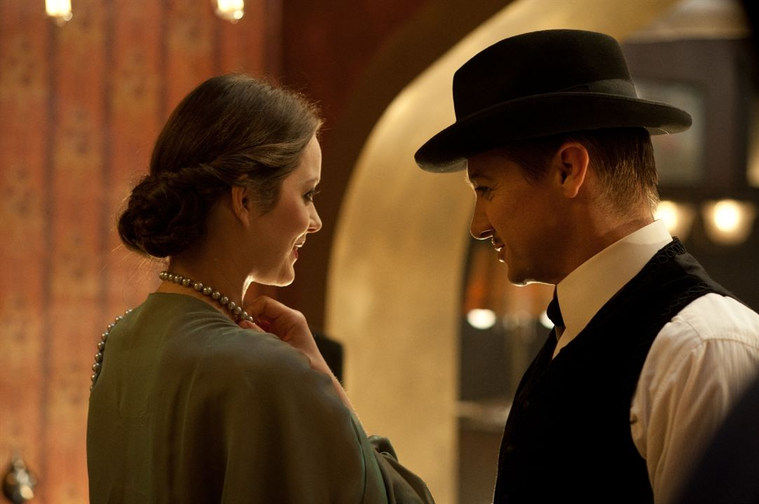 The Immigrant : Photo Jeremy Renner, Marion Cotillard