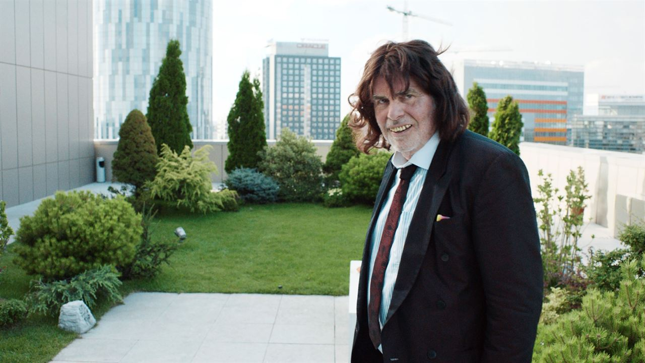 Toni Erdmann : Photo Peter Simonischek