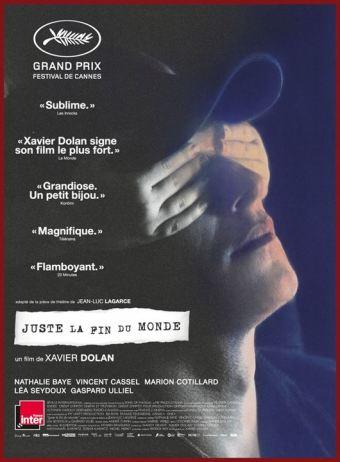 Juste La Fin Du Monde : Affiche