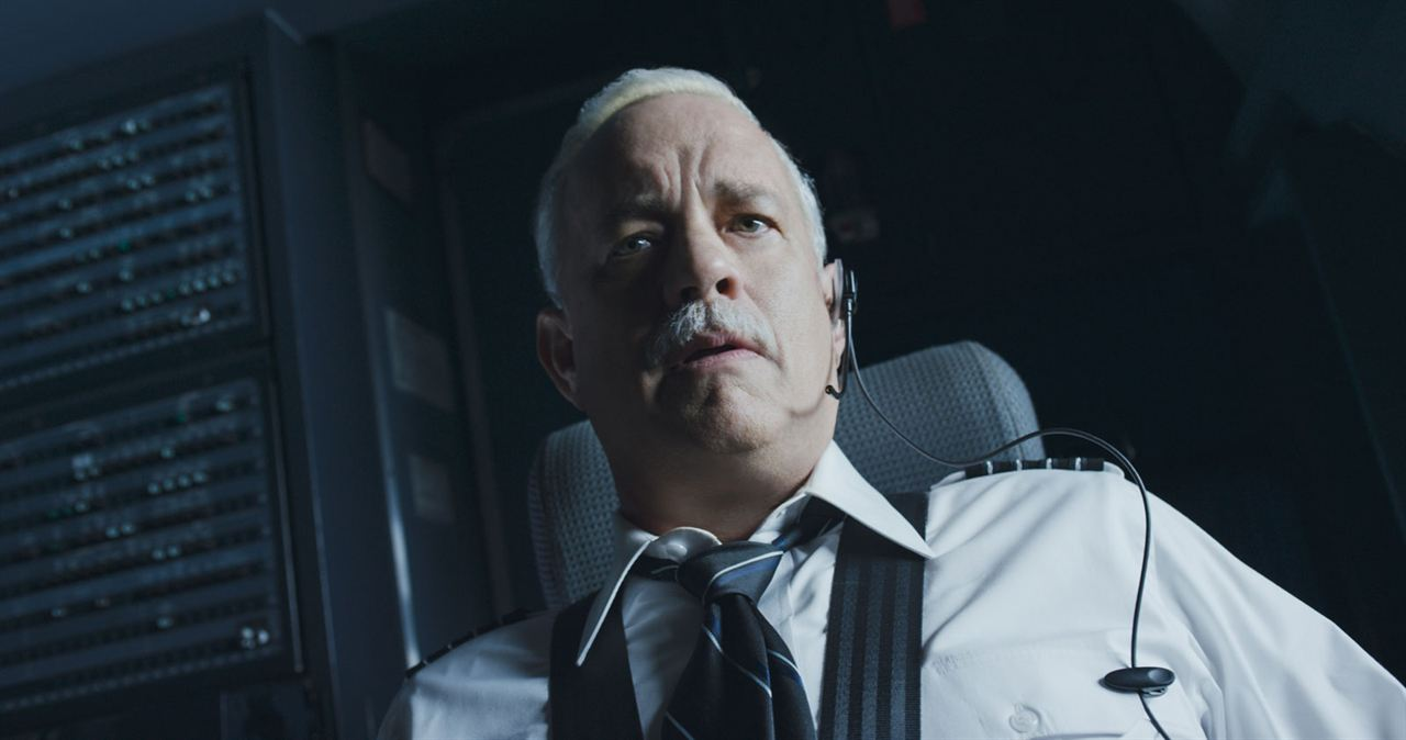 Sully : Photo Tom Hanks