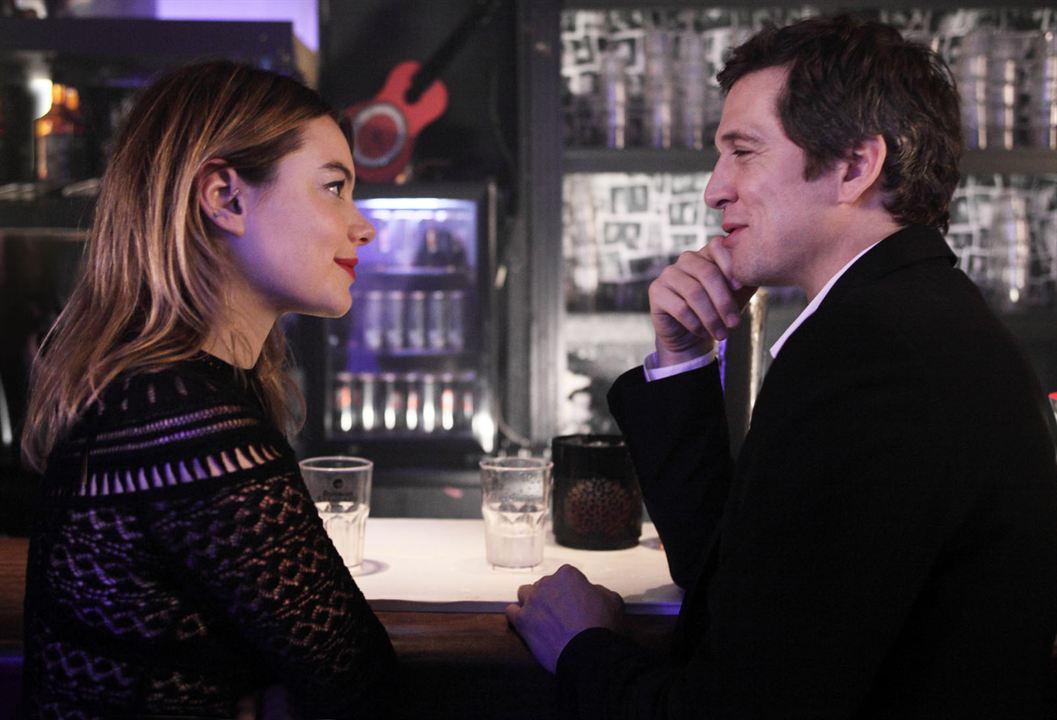Rock'n Roll : Photo Camille Rowe, Guillaume Canet