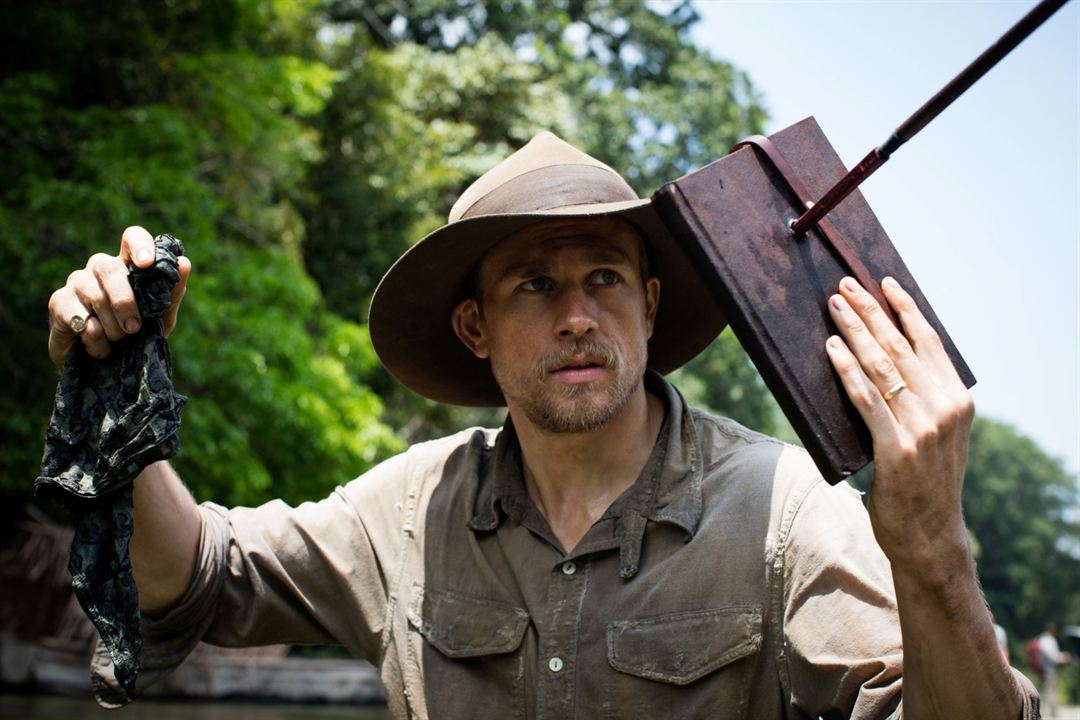 The Lost City of Z : Photo Charlie Hunnam