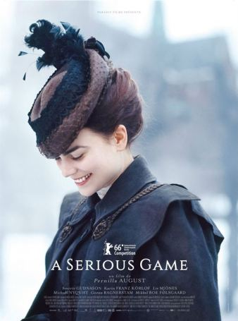 A Serious Game : Affiche