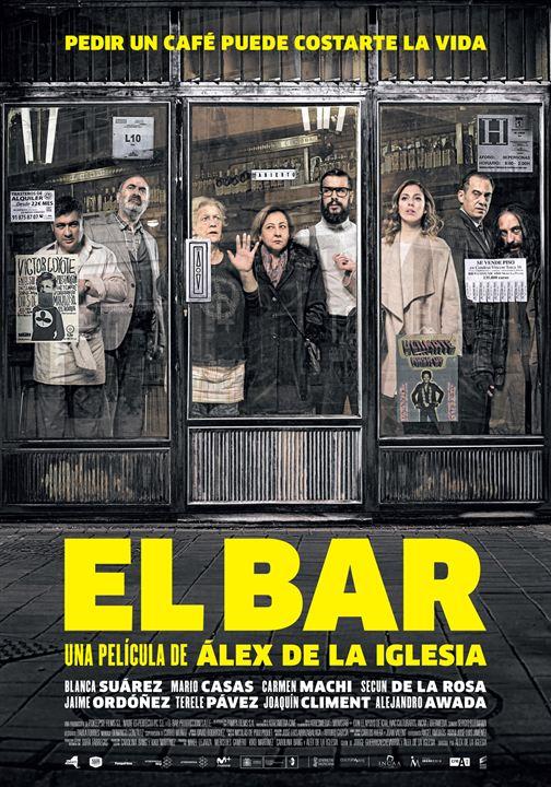 El Bar : Affiche