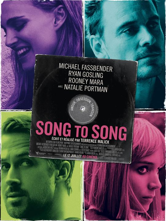 Song To Song : Affiche