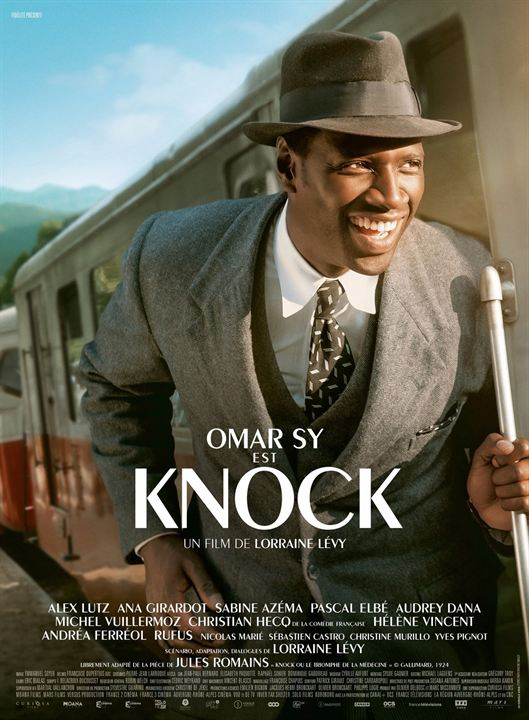 Knock : Affiche