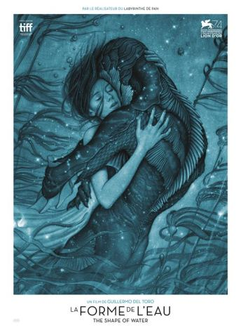 La Forme de l'eau - The Shape of Water : Affiche