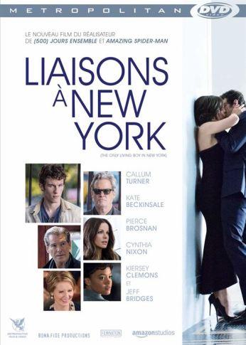 Liaisons à New York : Affiche
