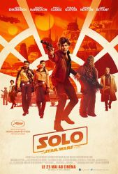 Solo: A Star Wars Story : Affiche