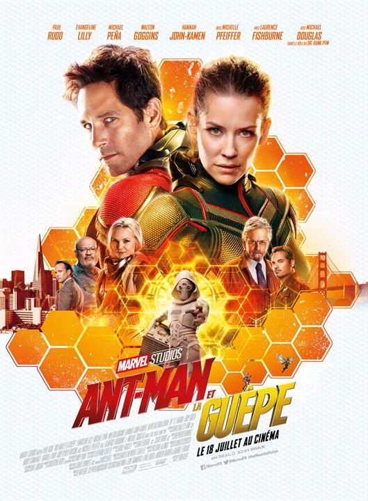 Ant-Man et la Guêpe : Affiche