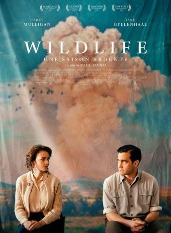 Wildlife - Une saison ardente : Affiche