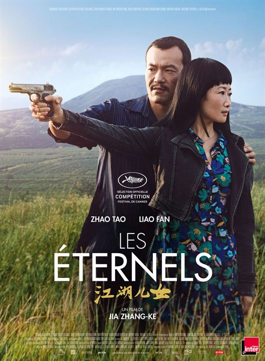 Les Éternels (Ash is purest white) : Affiche