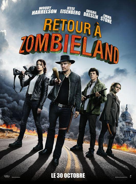 Retour à Zombieland : Affiche