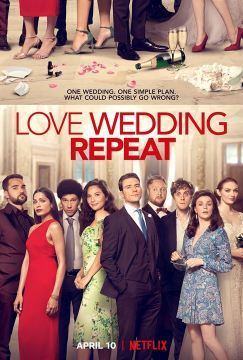 Love. Wedding. Repeat. : Affiche