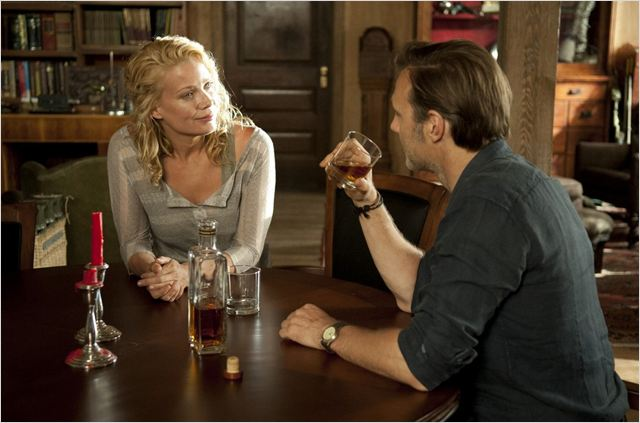 Photo David Morrissey, Laurie Holden