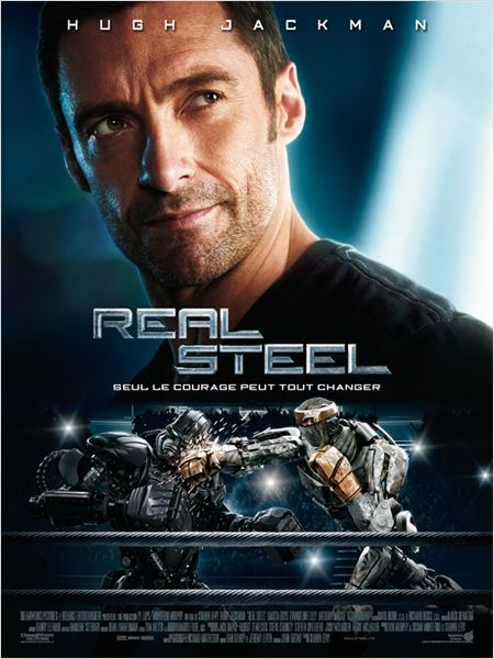 Affiche - Real Steel