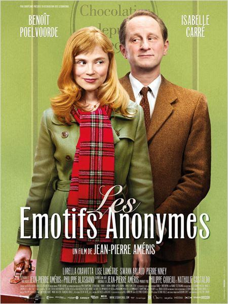Affiche - Les émotifs anonymes