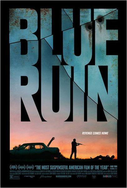 Blue Ruin : Affiche