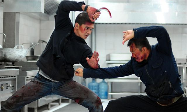 The Raid 2 : Photo Cecep Arif Rahman, Iko Uwais