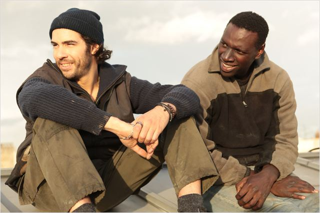 Samba : Photo Omar Sy, Tahar Rahim