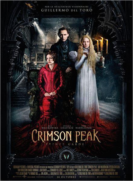 Crimson Peak : Affiche