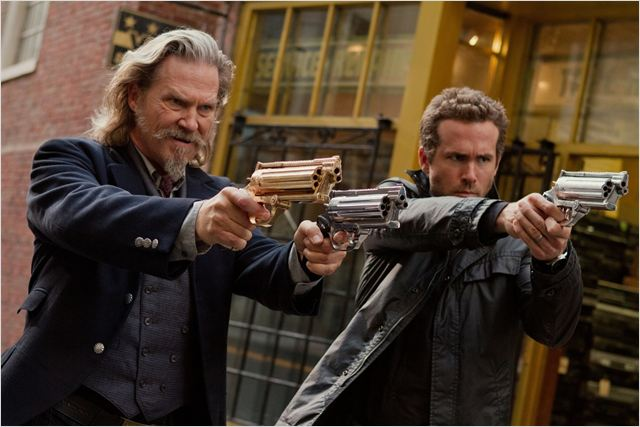 R.I.P.D. Brigade Fantôme : Photo Jeff Bridges, Ryan Reynolds