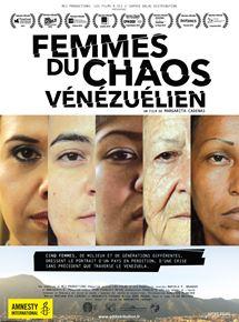 Bande-annonce Femmes du chaos Vénézuélien
