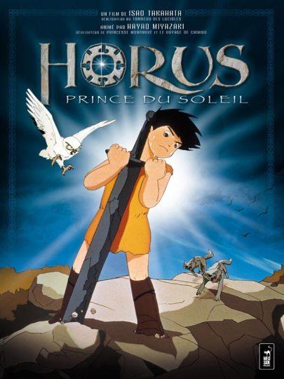 Horus, prince du soleil - film 1968 - AlloCiné
