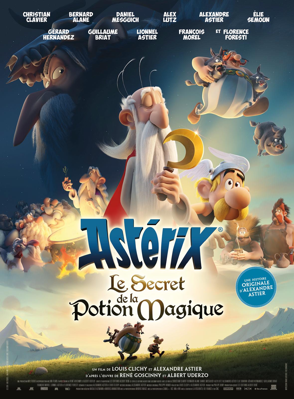 """Résultat de recherche d'images pour """"asterix et al potion magique"""""""