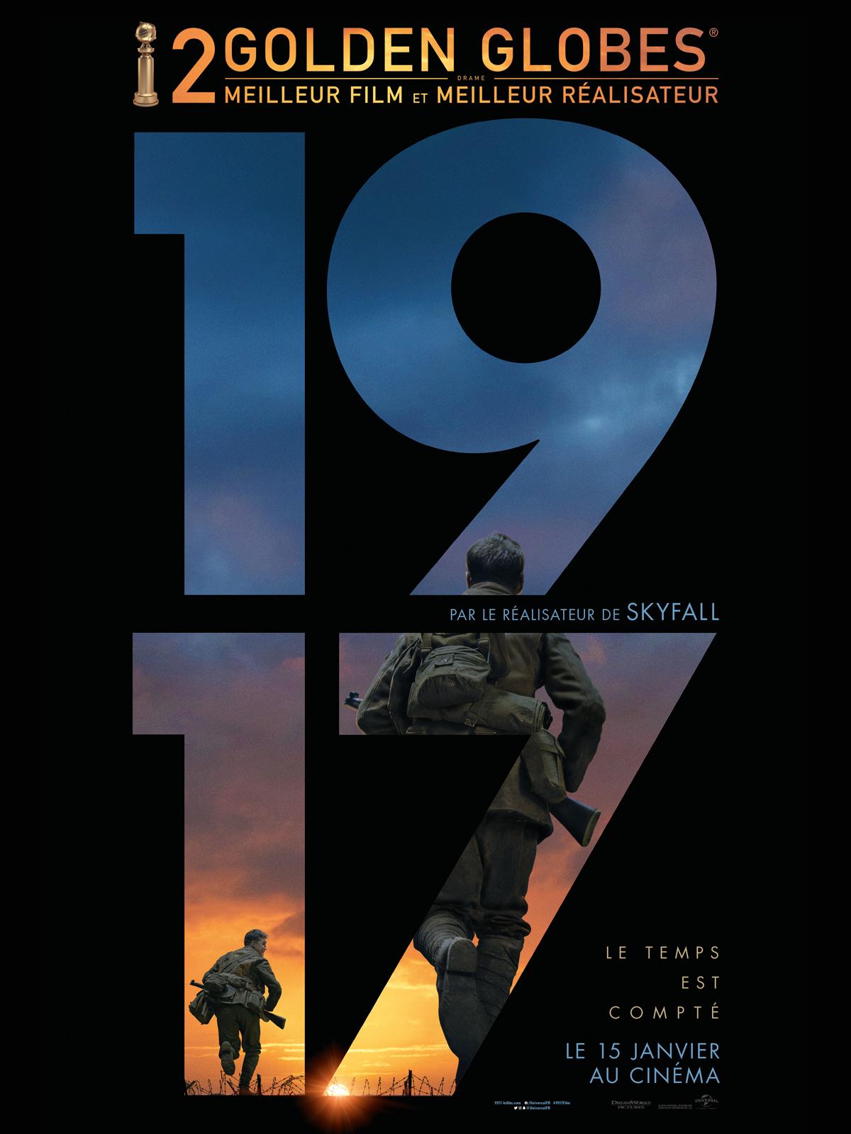 """Résultat de recherche d'images pour """"1917 affiche"""""""