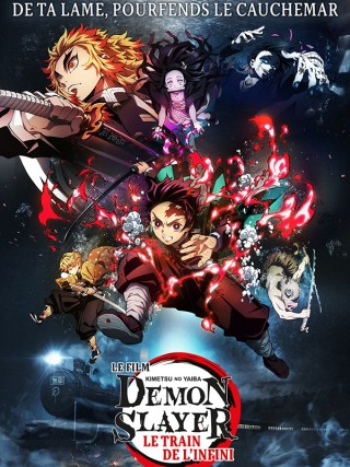 Demon Slayer - Le Film : Le train de l'infini - film 2020 - AlloCiné