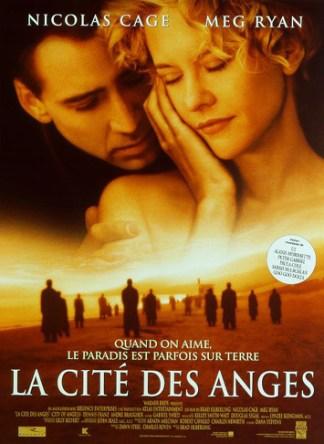 La Cité des anges : Affiche Brad Silberling, Meg Ryan, Nicolas Cage