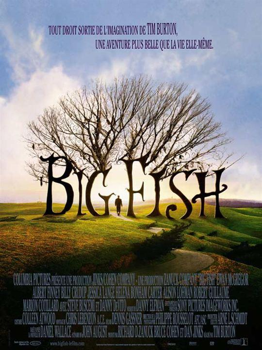 Big Fish : Affiche