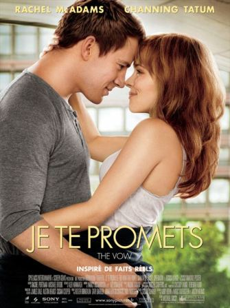Je te promets - The Vow : Affiche