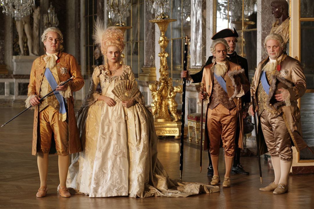 Les Adieux à la reine : Photo Diane Kruger, Grégory Gadebois, Xavier Beauvois
