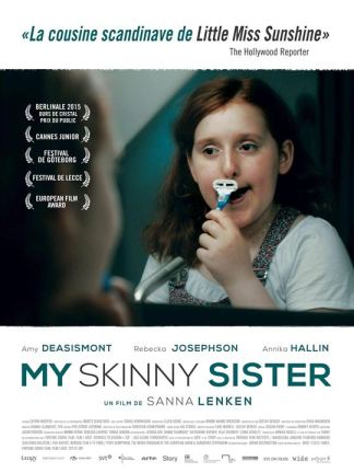 My skinny sister : Affiche