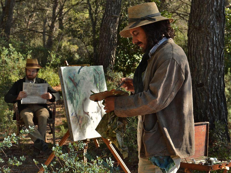 Cézanne et moi : Photo Guillaume Gallienne
