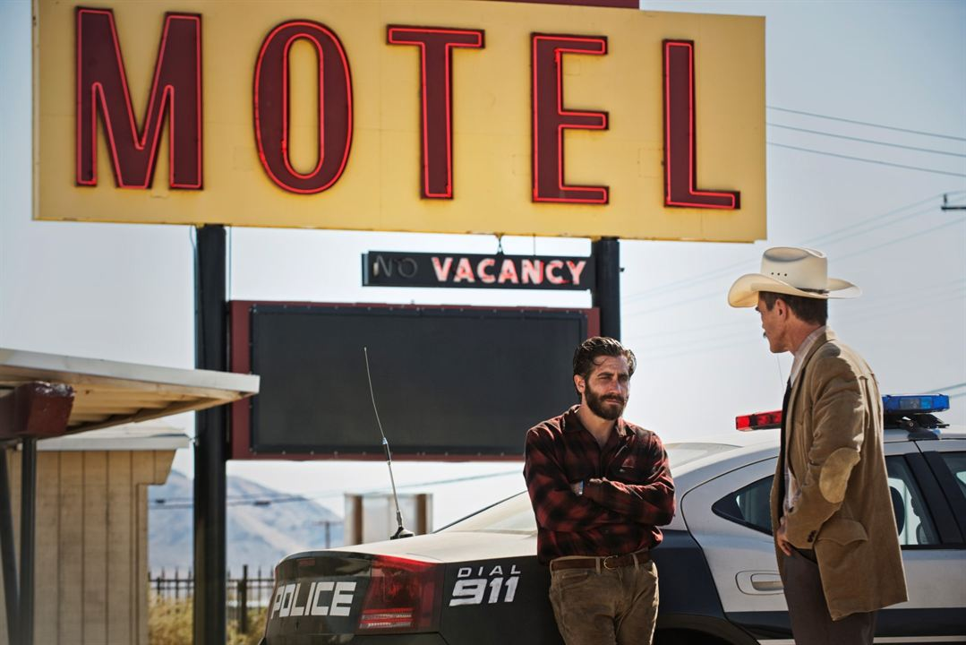Nocturnal Animals : Photo Jake Gyllenhaal, Michael Shannon