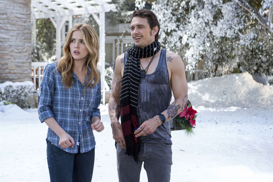The Boyfriend - Pourquoi lui ? : Photo James Franco, Zoey Deutch