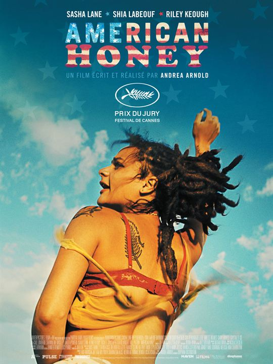 American Honey : Affiche